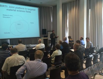 Seed Money projekts tika prezentēts Baltijas valstu starptautiskā konferencē